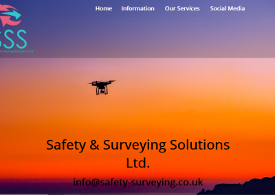 Safety-surveying website