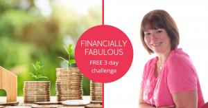 Financially Fabulous 3 day challenge