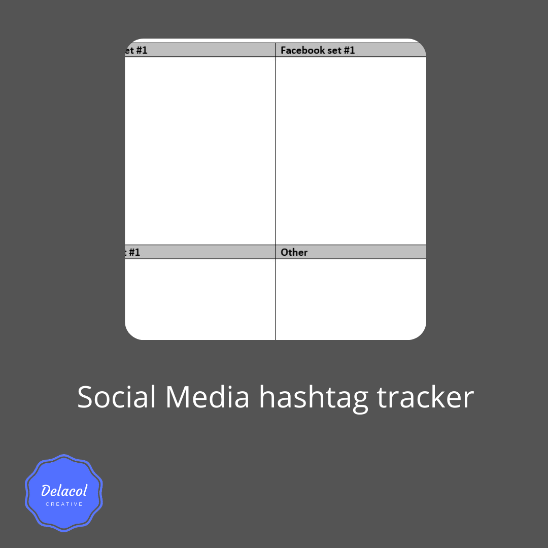delacolcreative.co.uk hashtag tracker