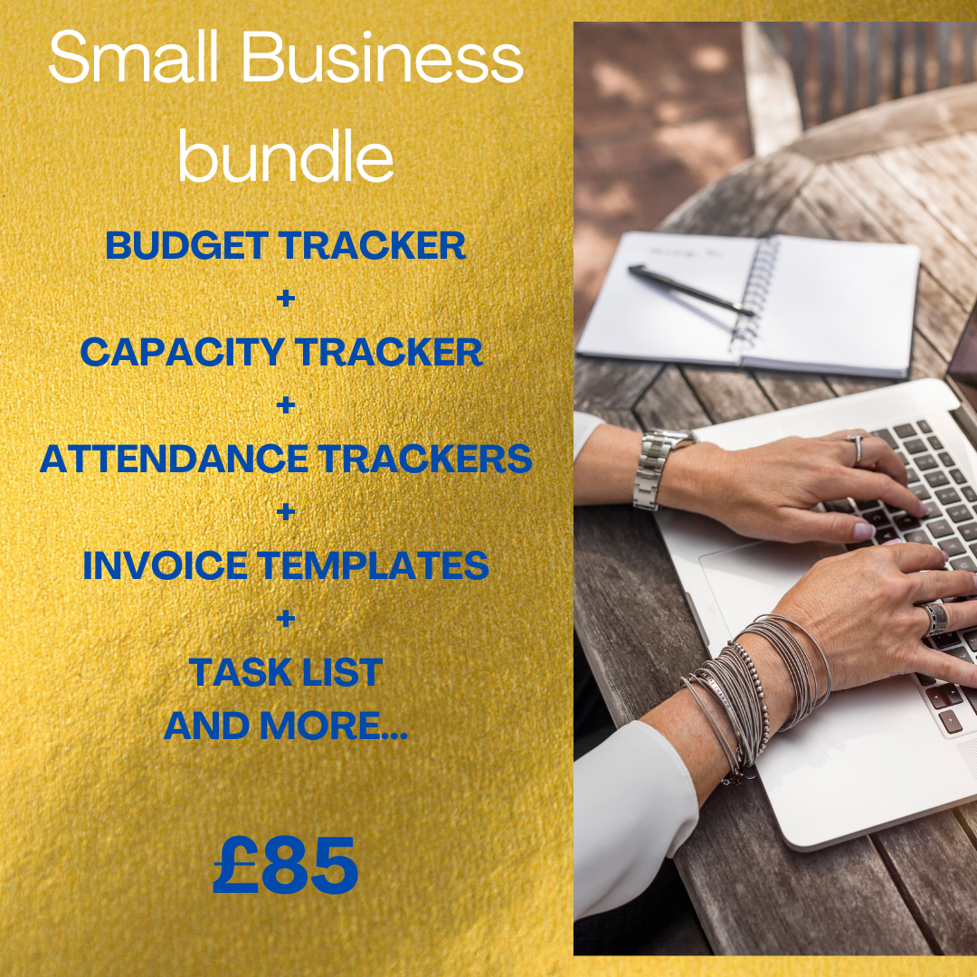 Small business bundle - delacolcreative.co.uk